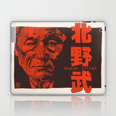 TAKESHI KITANO Laptop & iPad Skin