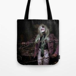 Joker Cosplay 3 Tote Bag