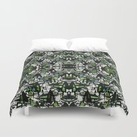 bamboo Duvet Covers featuring Bamboo by Glanoramay
