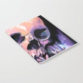 Succulent Skull Notebook