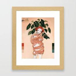 Abrazo Framed Art Print