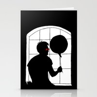 daredevil Stationery Cards featuring Daredevil by Boring Palace