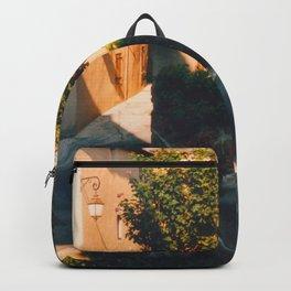 La Rue Provençale Photographic Pattern #1 Backpack