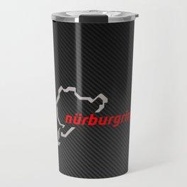 Nürburgring Carbon Travel Mug
