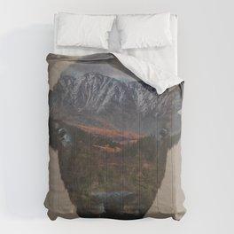 Bison Peak Comforters