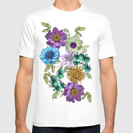 Botanical Haze T-shirt