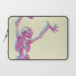 Dancing Bones Laptop Sleeve
