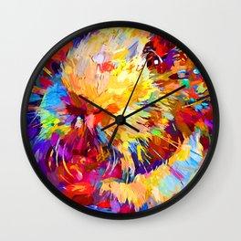 Guinea Pig Wall Clock