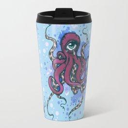 One-eyed Octopus Travel Mug