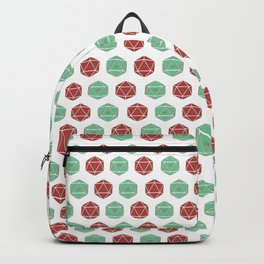 Dungeons & Dragons - Retro D20 Print Backpack