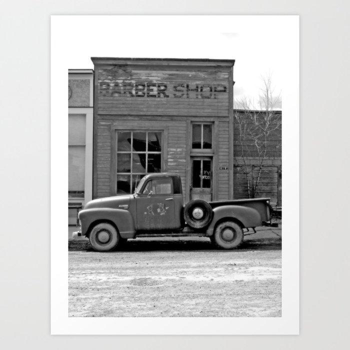 Ridgway, Colorado Art Print