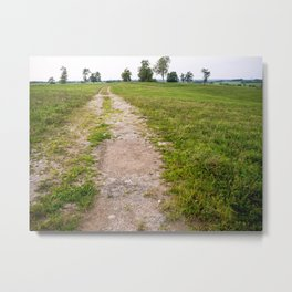 Ole' Kentucky Road Metal Print