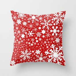 Christmas Blast Throw Pillow