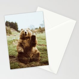 Hi Bear Stationery Cards