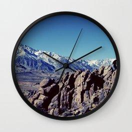 vast horizons Wall Clock