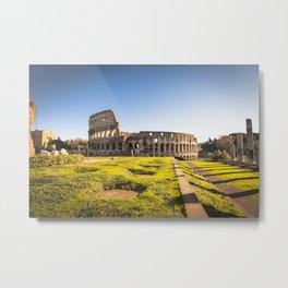 Colosseum (1c) Metal Print