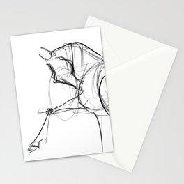 Horse (Ballet dancer) Stationery Cards