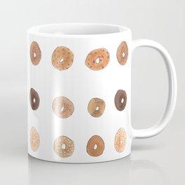 Nine Bagels Coffee Mug