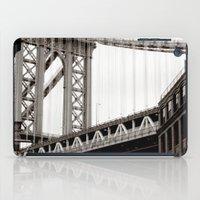 brooklyn iPad Cases featuring Brooklyn by Miuk