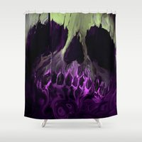 soul Shower Curtains featuring Soul by facebook.com/AAPP0
