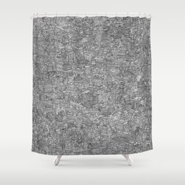 The Great City Shower Curtain