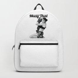 Muay Thai Women Wai Khru Backpack