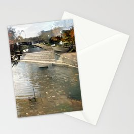 """00:09:01, """"Acquired Aberration"""" series Stationery Cards"""