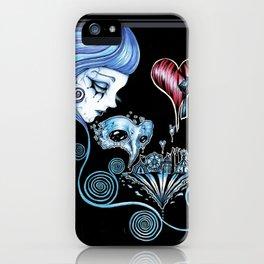 Sentimental Love Circus iPhone Case