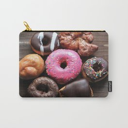 Mmmm Donuts Carry-All Pouch