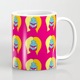Mocca, the Fire Monster Mother Coffee Mug