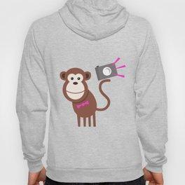 Cute monkey Hoody