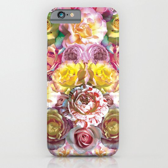 Rose Bloom iPhone & iPod Case