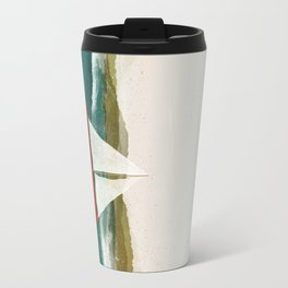 The Boat that Wants to Float Travel Mug