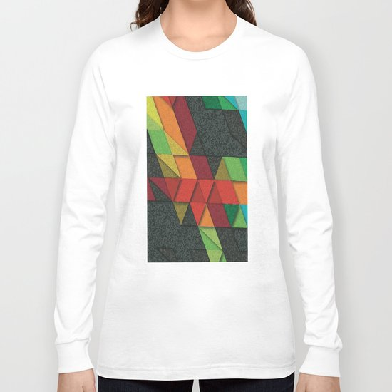 Autumn Road Long Sleeve T-shirt