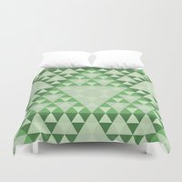 courage Duvet Covers featuring Courage by Gavin Guidry