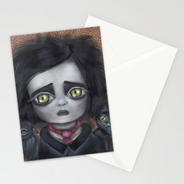 Young Poe Stationery Cards