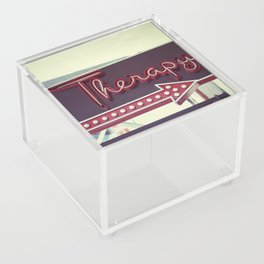 Therapy Acrylic Box