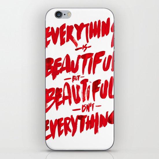 Beautiful iPhone & iPod Skin
