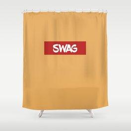 SWAG | Digital Art Shower Curtain