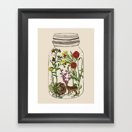 The Way You Remember Me Framed Art Print