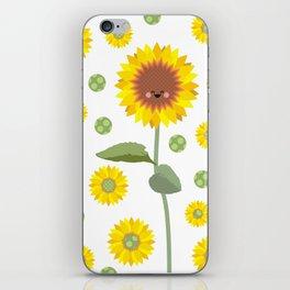 """Emo Girasol"" iPhone Skin"