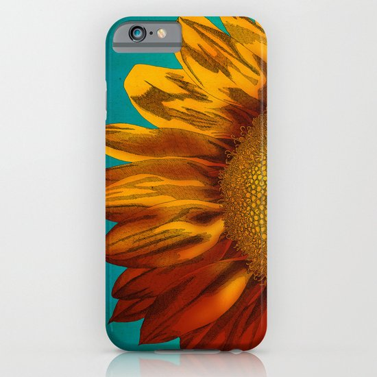 A Sunflower iPhone & iPod Case