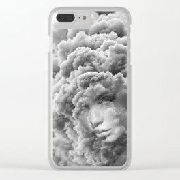 Clouds Clear iPhone Case