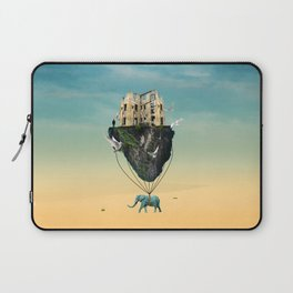 the elephant  Laptop Sleeve