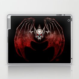 Thee Vampire Guild Bat Icon Laptop & iPad Skin