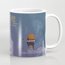 The high Tower Coffee Mug