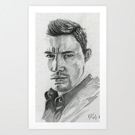 64 Art Print
