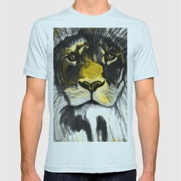 Noble Lion Yellow T-shirt