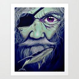 piratelife Art Print