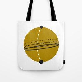 Elliptical Orbit Tote Bag